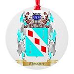 Chesshire Round Ornament