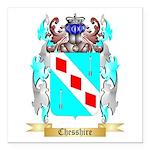 Chesshire Square Car Magnet 3