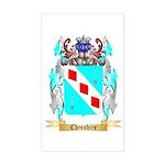 Chesshire Sticker (Rectangle)
