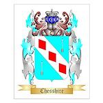 Chesshire Small Poster