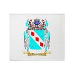 Chesshire Throw Blanket