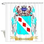 Chesshire Shower Curtain