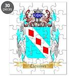 Chesshire Puzzle