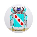 Chesshire Ornament (Round)