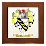 Chesnot Framed Tile