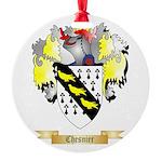Chesnier Round Ornament