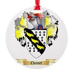 Chesnet Round Ornament