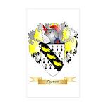 Chesnet Sticker (Rectangle 50 pk)