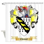 Chesnet Shower Curtain