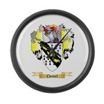 Chesnel Large Wall Clock