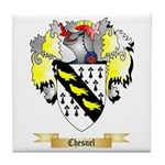 Chesnel Tile Coaster