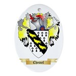 Chesnel Ornament (Oval)