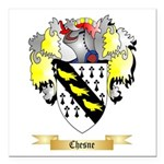 Chesne Square Car Magnet 3
