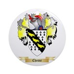 Chesne Ornament (Round)