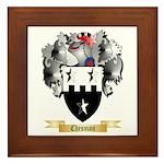 Chesman Framed Tile