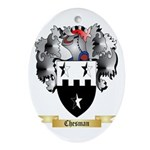 Chesman Ornament (Oval)
