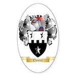Chesier Sticker (Oval)