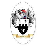 Chesier Sticker (Oval 50 pk)