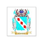 Cheshire Square Sticker 3