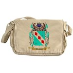 Cheshire Messenger Bag