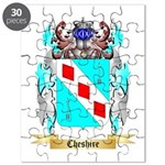 Cheshire Puzzle