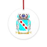 Cheshire Ornament (Round)