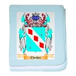 Chesher baby blanket