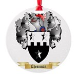 Cheseman Round Ornament