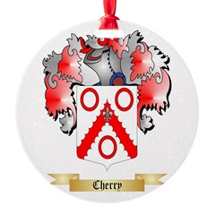 Cherry Ornament
