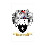 Cherritt Sticker (Rectangle 10 pk)