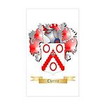 Cherrie Sticker (Rectangle)