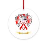 Cherrie Ornament (Round)
