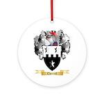 Cherrett Ornament (Round)