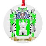 Cherbonneau Round Ornament