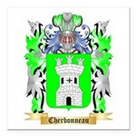 Cherbonneau Square Car Magnet 3