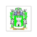 Cherbonneau Square Sticker 3