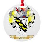 Chenoy Round Ornament