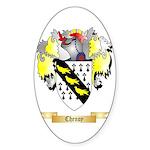 Chenoy Sticker (Oval 50 pk)