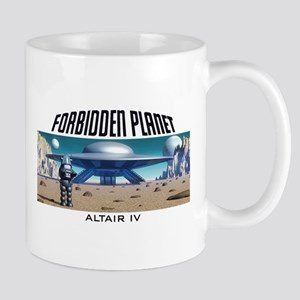 Forbidden Planet - Altair IV Mug