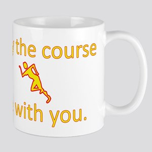 May the course be with you - RUNNING Mug