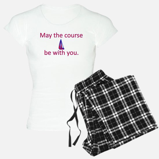 May the course be with you - SAILING Pajamas