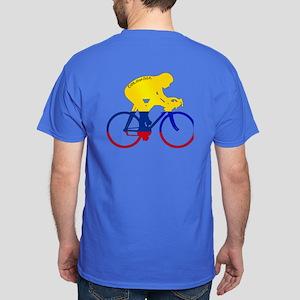 Colombian Cycling Dark T-Shirt