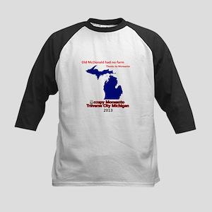 Occupy Monsanto Traverse City Michigan Baseball Je