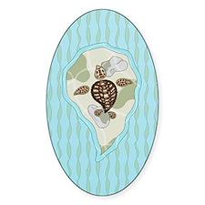 Callie Sticker (Oval)
