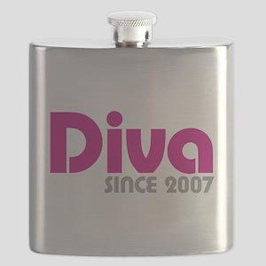 Diva Since 2007 Flask