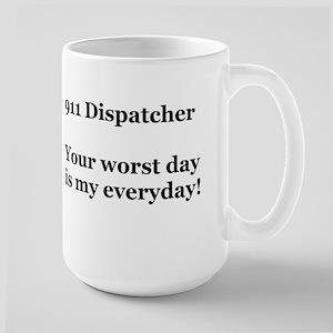 911 Dispatcher Mug