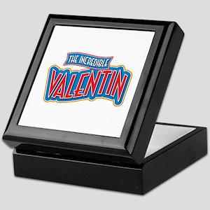 The Incredible Valentin Keepsake Box