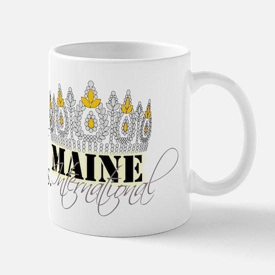 Miss Maine U.S. International Mug