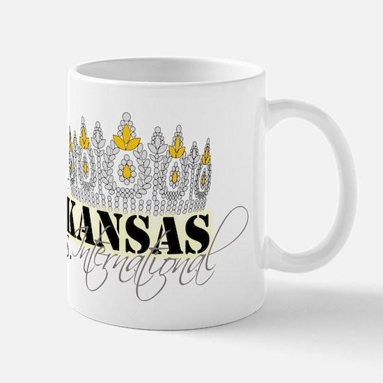 Miss Kansas U.S. International Mug