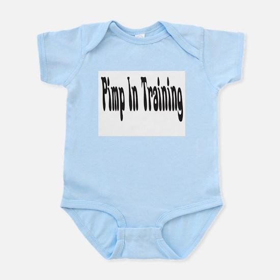 Pimp In Training Infant Bodysuit